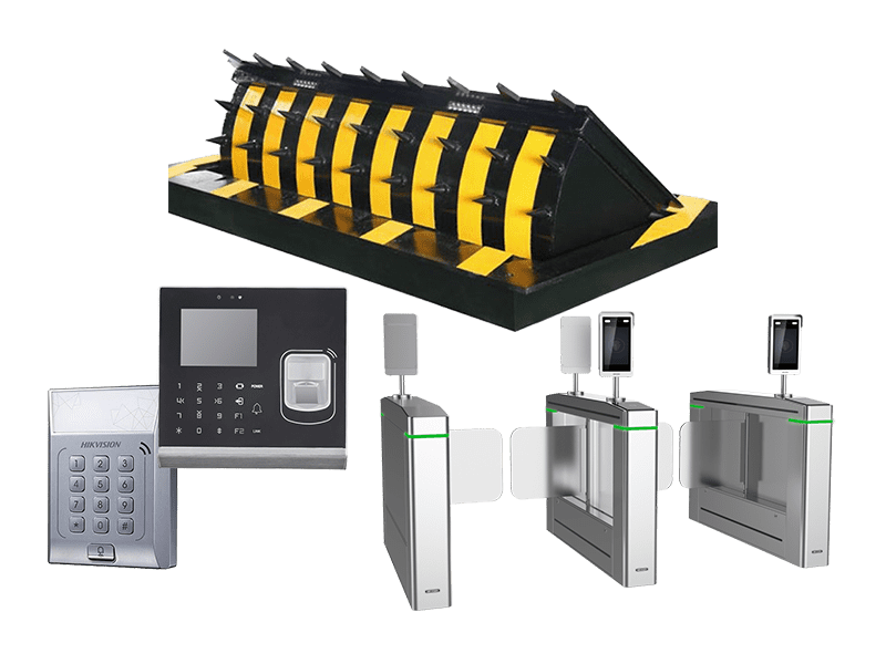 Access Control & Gate Systems